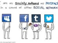 socially awkard